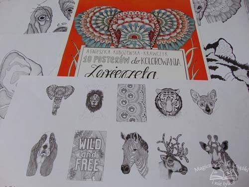 10 posterów - Zwierzęta (5)