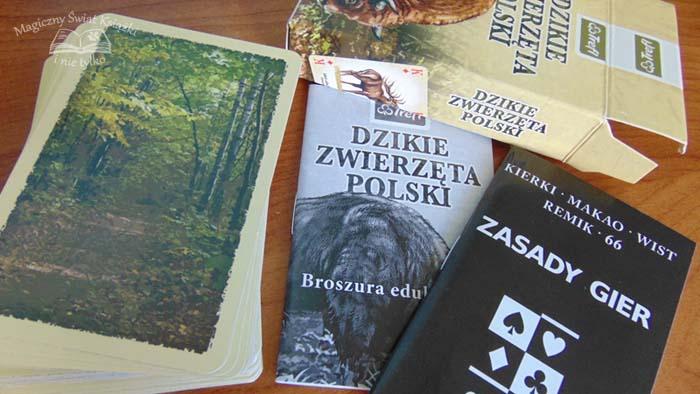 Dzikie zwierzęta Polski (2)