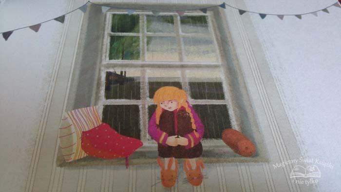 Gdy pada deszcz Przejście (2)
