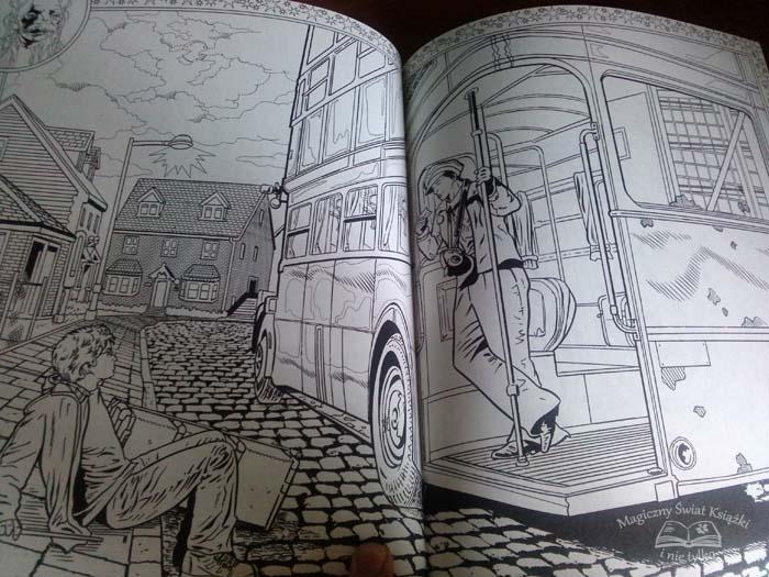 Harry Potter - kolorowanka (5)