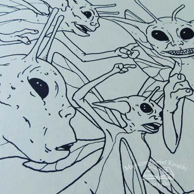 Magiczne Stworzenia - kolorowanka (7)