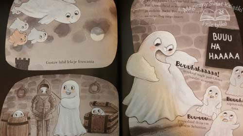 Gustaw niestraszny duch (3)
