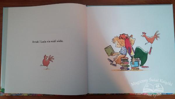 O dzieciach które kochają książki (3)