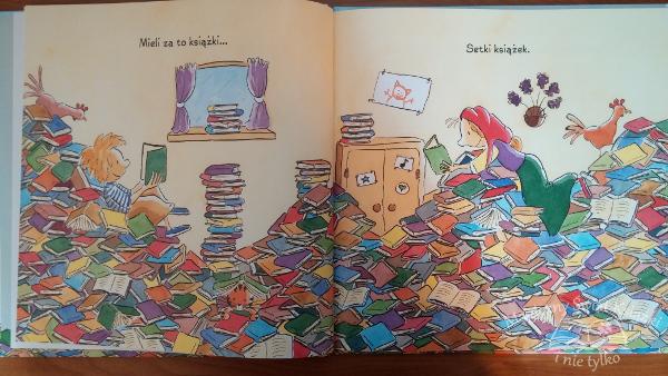 O dzieciach które kochają książki (4)