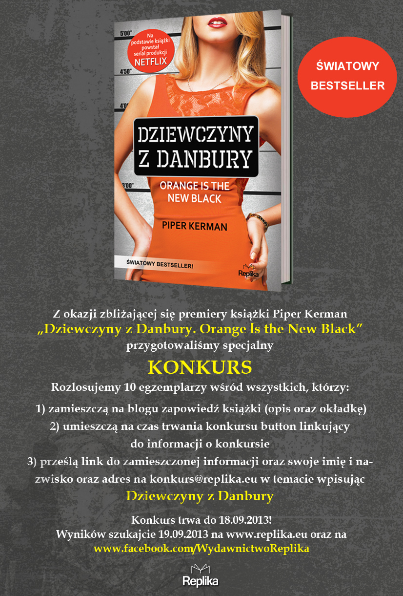 Konkurs_Dziewczyny z Danbury. Orange Is the New Black