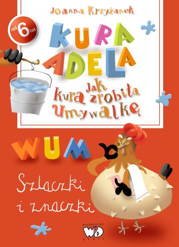 Kura Adela - szlaczki i znaczki - w u m (1)