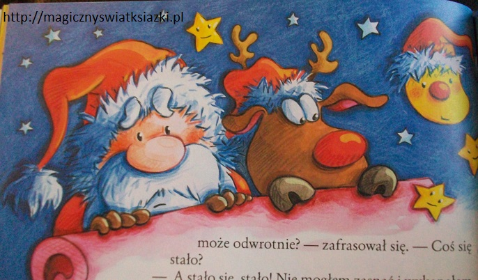 Święty Mikołaj wchodzi kominem (5)