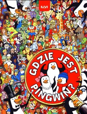 Gdzie jest pingwin