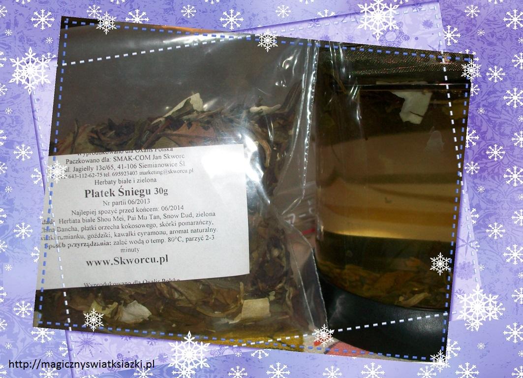 Herbata - Płatek Śniegu (2)