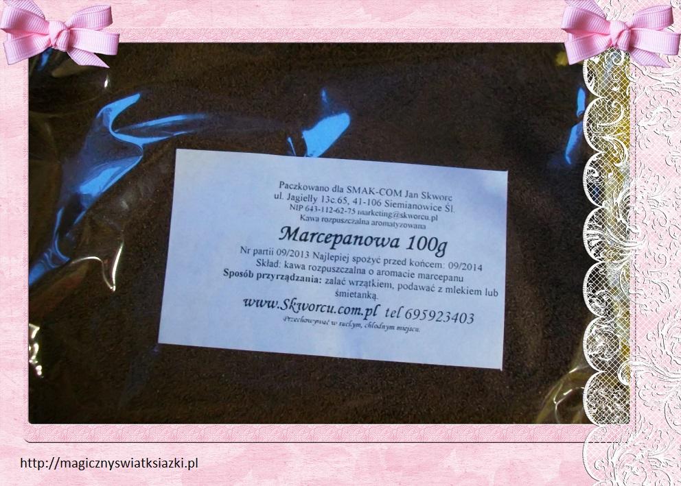 Kawa - Marcepanowa Rozpuszczalna (1)