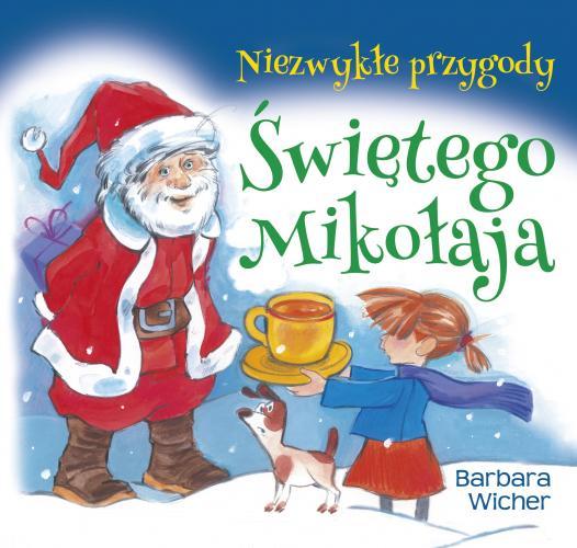 Niezwykłe przygody Świętego Mikołaja
