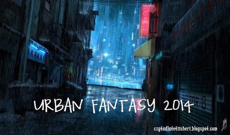 urban fantasy 2014