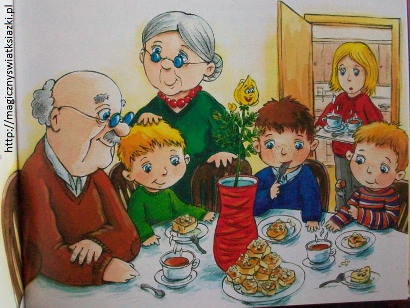 Opowieści Wigilijnej Gwiazdki (6)