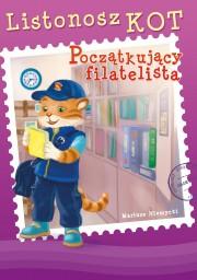 Listonosz Kot. Początkujący filatelista
