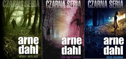 Arne Dahl - książki