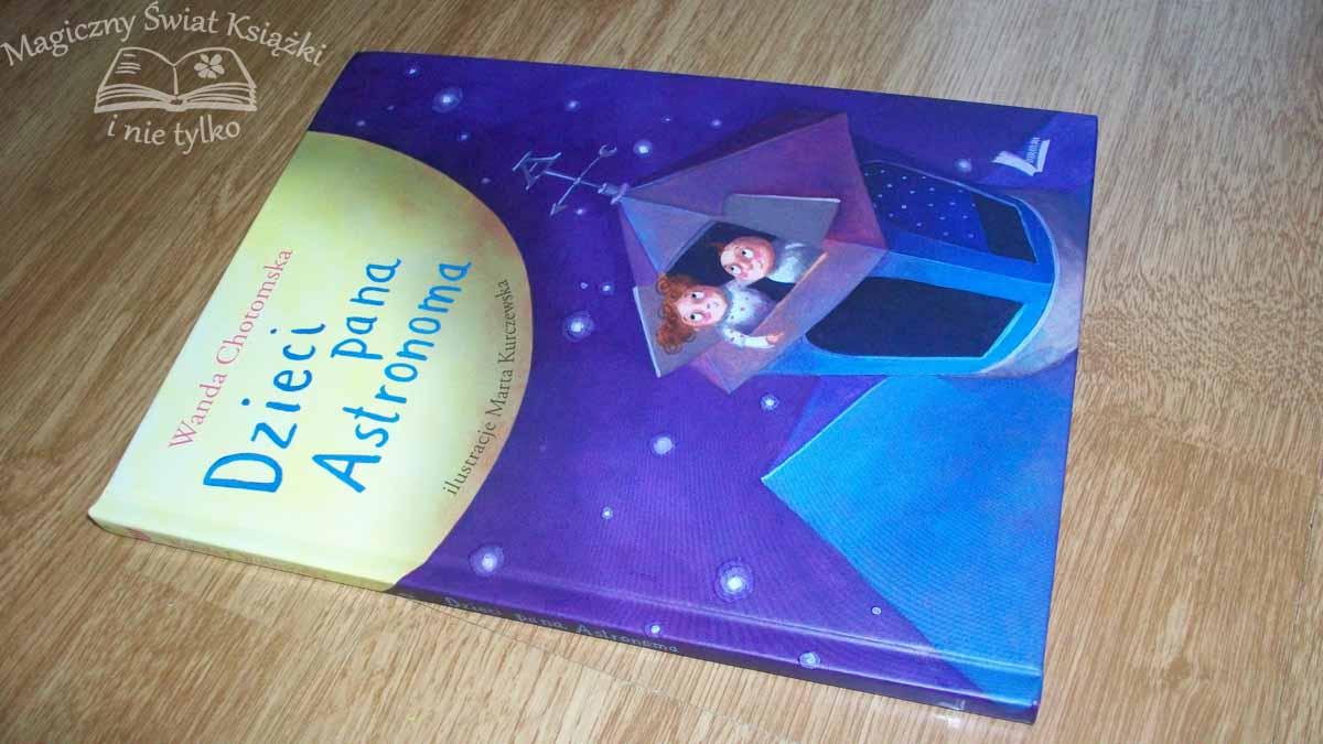 Dzieci Pana Astronoma Wanda Chotomska Recenzja 534